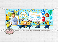 LARGE PARTY BANNERS