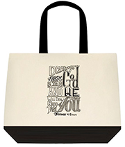 Draw Near To God And He Will Draw Near To You James 48 Biblical Large Shoulder Canvas Tote Bag